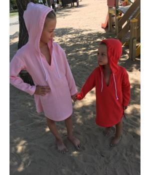 Солнцезащитные  туники для детей
