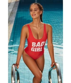 Купальник  Bad Girl крассный