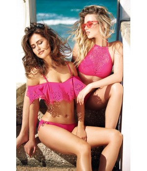 982-049 / 982-233 купальный костюм розовый