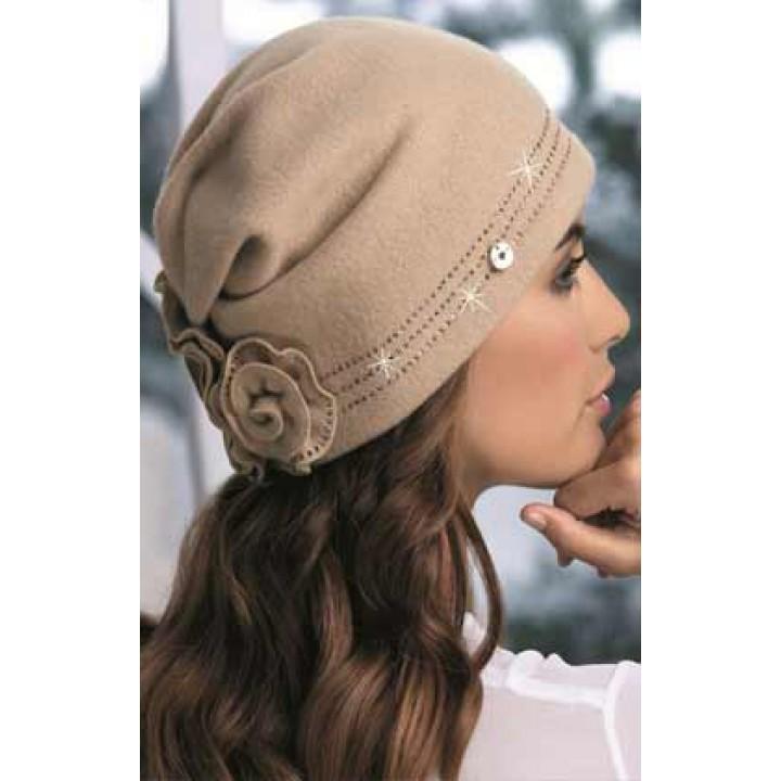 LOREDA шапка женская