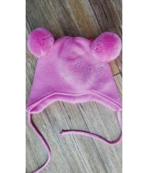 Детская шапка a TuTu 2134 розовая